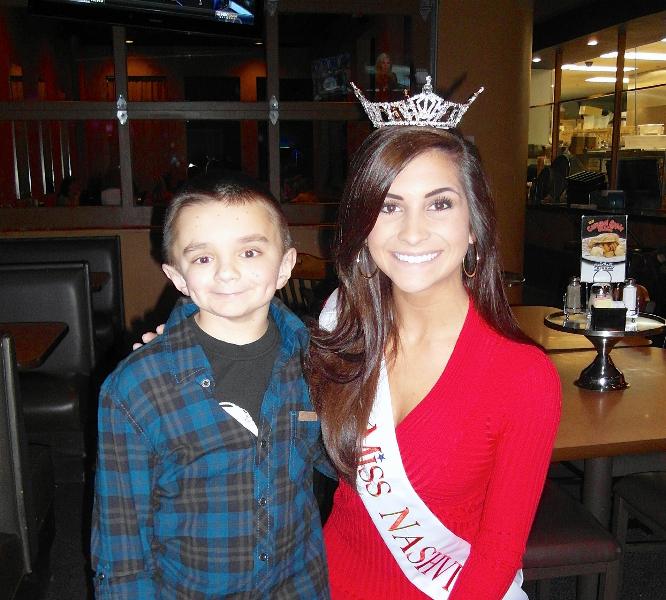 Miss Nashville 2012 Katie Callaway