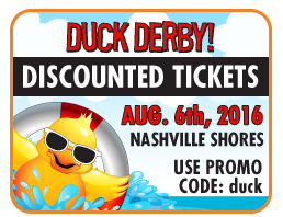 Duck Derby discount tickets