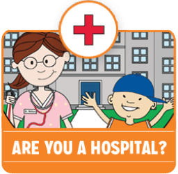 Are you a hospital?