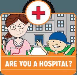 Are you a hospital?