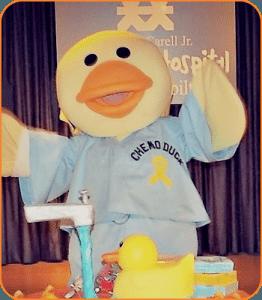 Chemo Duck turns 10