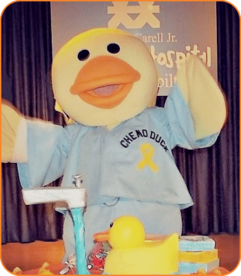 Chemo Duck turns 10